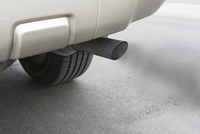 Tailpipe emissions